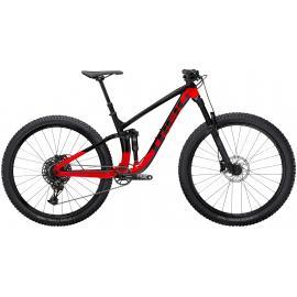 Trek Fuel EX 7 NX FS MTB Trek Black-Radioactive Red 2021