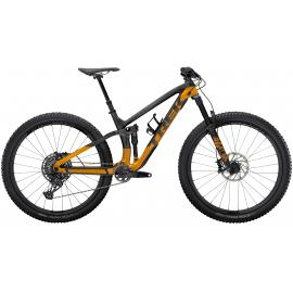 TREK Fuel EX 9.8 GX FS MTB Grey/Orange 2021
