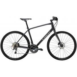 Trek FX Sport 5 Hybrid Bike Black 2021
