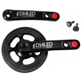 Trek Kids' Dialled 32T 120mm/140mm Crank Set