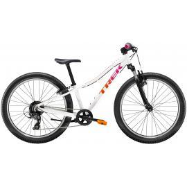 TREK Precaliber 24 8S G Sus Kids Bike White 2021