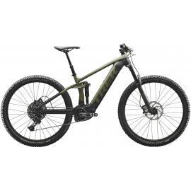 Trek Rail 5 E-Bike Olive Grey/Black 2021