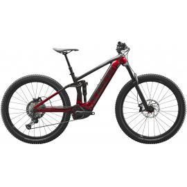 Trek Rail 7 SLX/XT E Bike Black/Red 2021