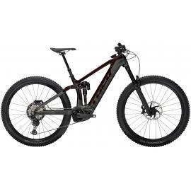 Trek Rail 9.8 XT E Bike Carbon Red Smoke/Lithium Grey 2021