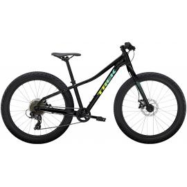 TREK Roscoe 24 Kids Bike Black 2021
