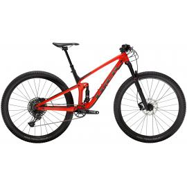 TREK Top Fuel 9.7 FS MTB Red / Carbon 2021