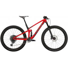 TREK Top Fuel 9.8 GX FS MTB Red / Carbon 2021