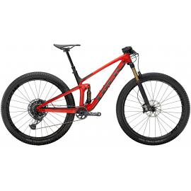 TREK Top Fuel 9.9 X01 FS MTB Red / Carbon 2021