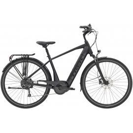 TREK Verve + 3 Electric Bike 400WH Trek Black 2021