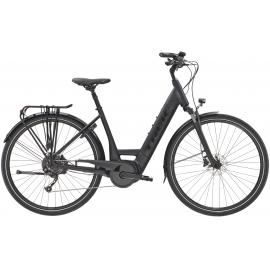 TREK Verve + 3 Electric Lowstep Bike 400WH Trek Black 2021