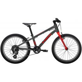 TREK Wahoo 20 Kids Bike Grey / Red 2021