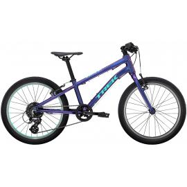 TREK Wahoo 20 Kids Bike Purple Flip 2021