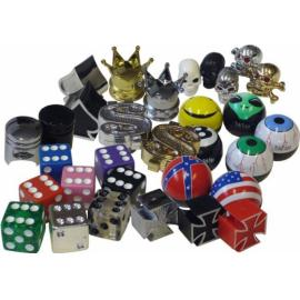 Trik Topz Valve Caps - Various