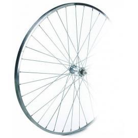 Tru-Build 27x1.1/4in Nutted Front Wheel