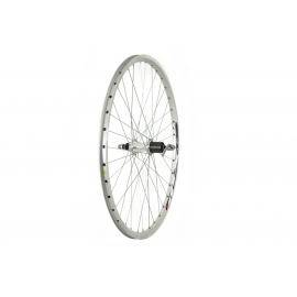 Tru-Build Shimano Alloy Mach1 Rim 26x1.75 Rear Wheel Silver