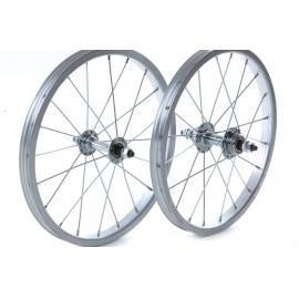 Raleigh Alloy Rim Steel Hub Front Wheel