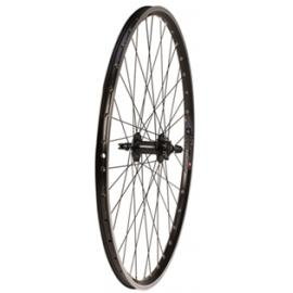 Tru-Build Front Alloy Disc Wheel 700c Black