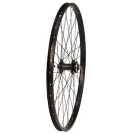 TruBuild 26x1.75 Front Disc Wheel Black