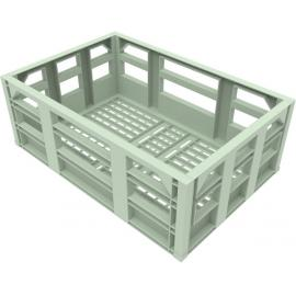 Urban iki Bicycle Crate Front Mounted Green