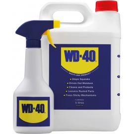 WD-40 Multi-Use 5 Litre With Spray Applicator