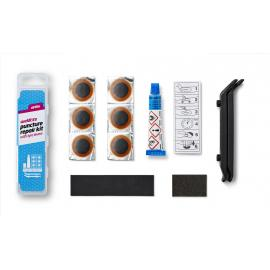 Weldtite Airtite Puncture Repair Kit with Tyre Levers