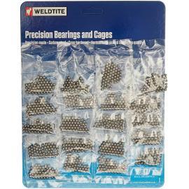Weldtite Loose Ball Bearings 1/8in 72 Per Pack