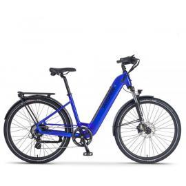 Wisper Wayfarer H9 H-Drive C-Bar MTB Blue 700Wh Sky Blue 2021