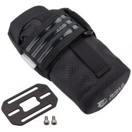 Wolf Tooth B-RAD Mini Roll-Top Bag and Mounting Plate