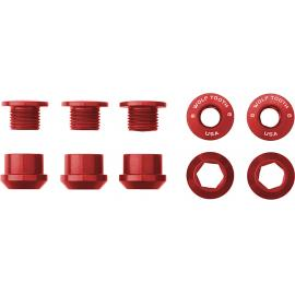 Wolf Tooth Chainring Bolts for 1x Set of 5
