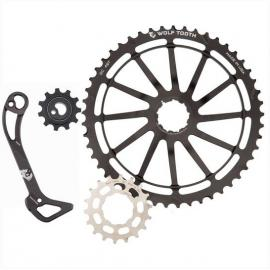 Wolf Tooth GC Cog and Wolfcage kit for Shimano 11spd