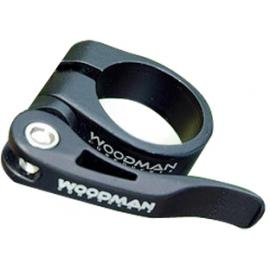 WOODMAN Deathgrip Alloy Quick Release Seatclamp