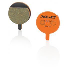 XLC Organic Disc Pads Clarks Cmd-8, Cmd-11 Mech. Cmd-16