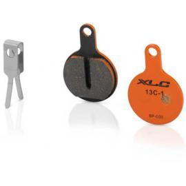 XLC Organic Disc Pads Tektro Iox, Lyra, Novela (2011-)